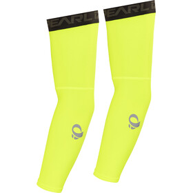 PEARL iZUMi Elite Thermal Arm Warmers screaming yellow